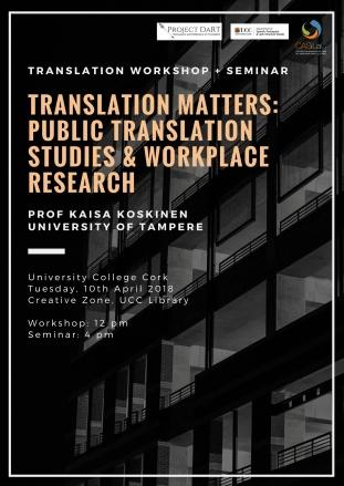 Translation Matters