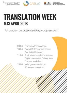Translation Week
